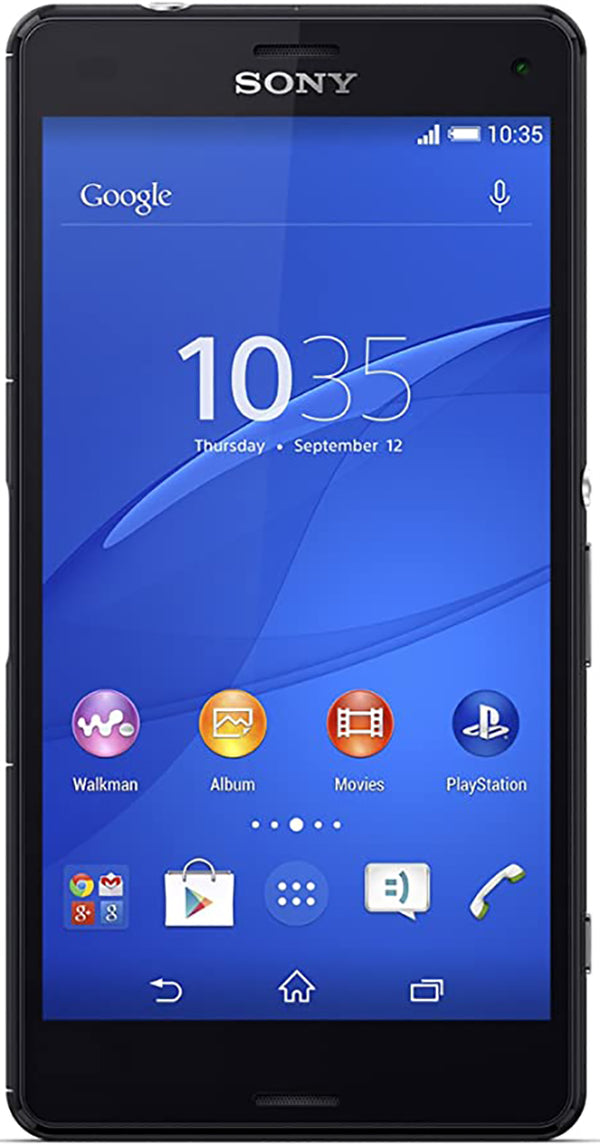 Sony Xperia Z3 Compact (D5803) Smartphone Unlocked SIM FREE 16gb, SONY, , sony-xperia-z3-compact-d5803-waterproof-smartphone-unlocked-sim-free-16gb, brand_sony, brand_xperia, buy sony, colour