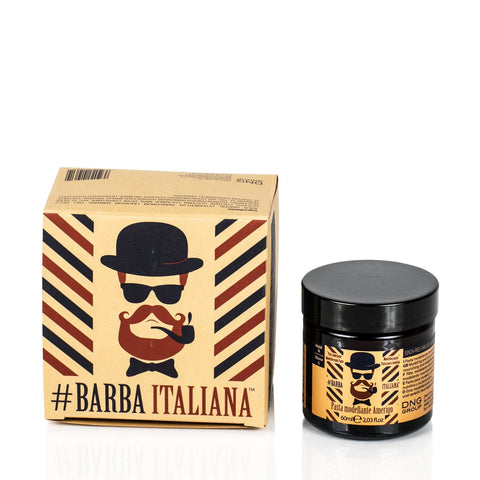 Barba Italiana Amerigo Modeling And Structuring Paste 60ml