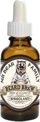 Mr Bear Family Beard Brew Oil Woodland 30ml