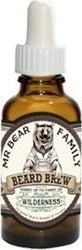 Mr Bear Family Beard Brew oil Wilderness 30ml