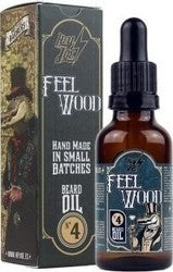 Hey Joe Beard Oil 04 Feel Wood 30ml