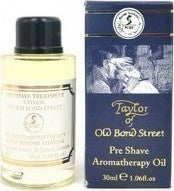 Taylor of Old Bond Street Pre-Shave Aromatherapy Oil 30ml