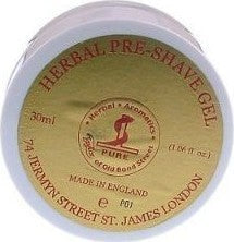 Taylor of Old Bond Street Herbal Pre Shave Gel 30ml