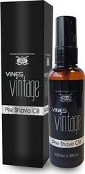Vines Vintage Pre Shave Oil 100ml