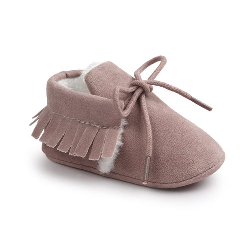 AUTUMN/WINTER BABY SHOES - NELLY