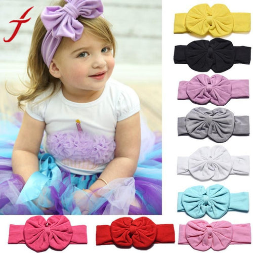 Girls Bowknot Headband