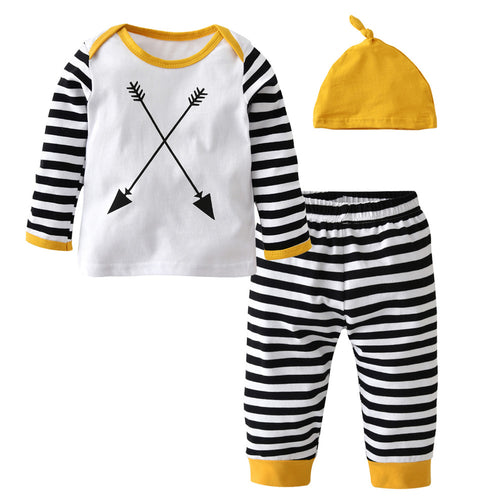 BABY BOY ARROW CLOTHING SET