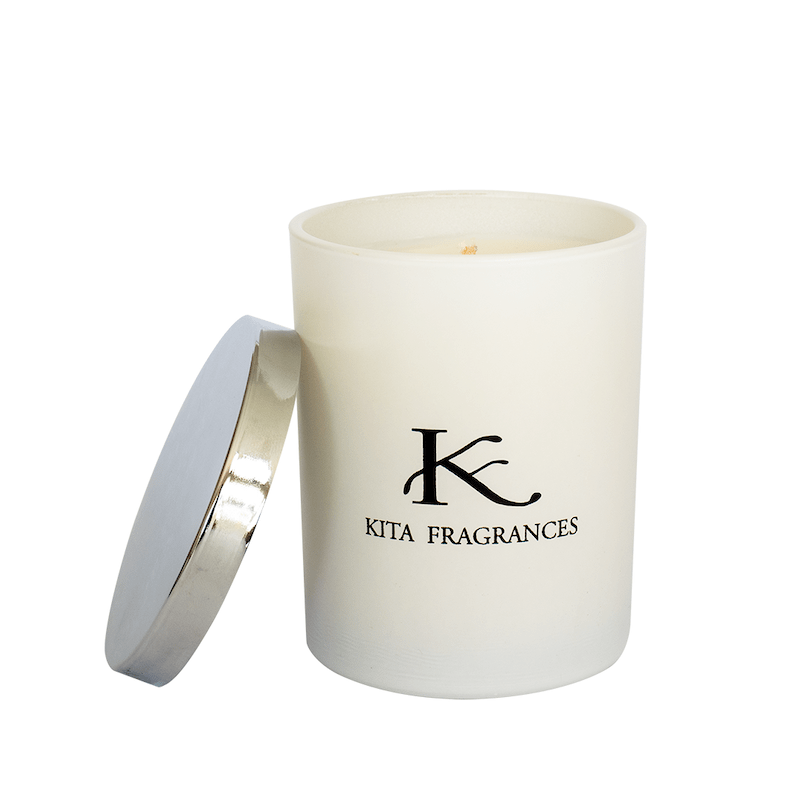 Spicy Vanilla Luxury Perfumed Candle