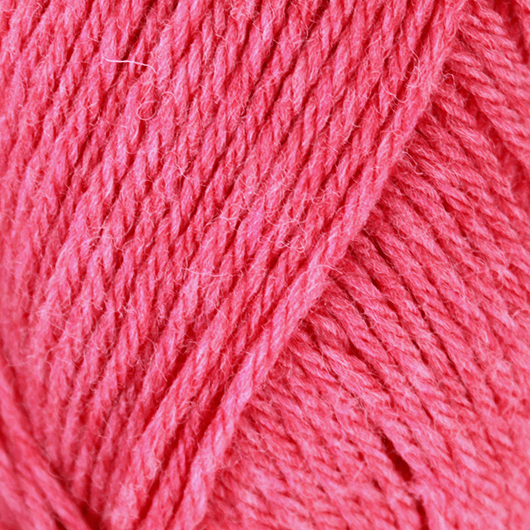 Peruvian Highland Wool strawberry pink melange [813]