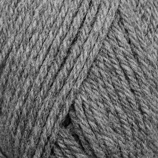 Peruvian Highland Wool medium grey melange [955]