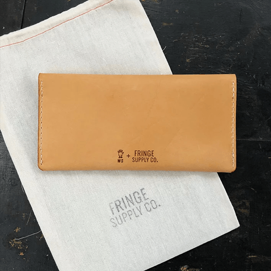 Fringe Supply Co. Leather tool pouch