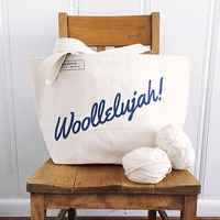 Fringe Supply Co. Woollelujah! tote bags