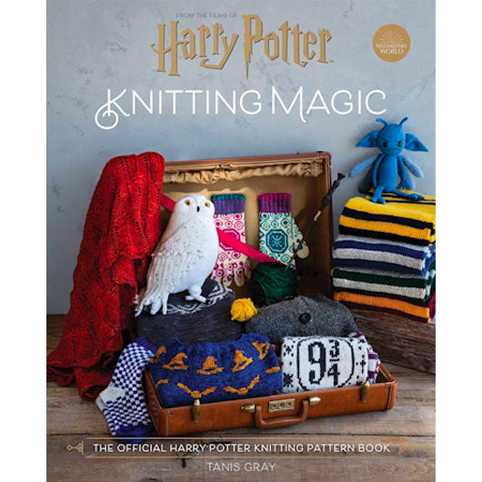 Harry Potter Knitting Magic: The official Harry Potter knitting pattern book