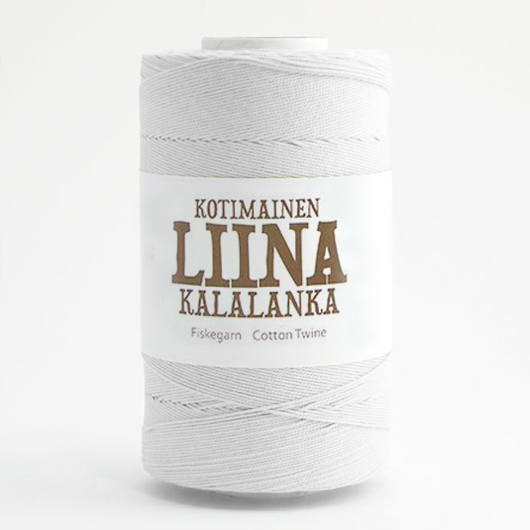 Liina Cotton Twine bleached [1810]