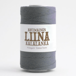 Liina Cotton Twine grey [1867]