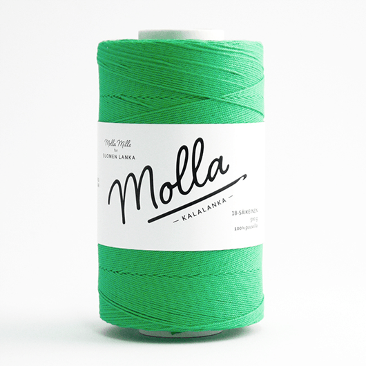 Liina Cotton Twine jade [1251]