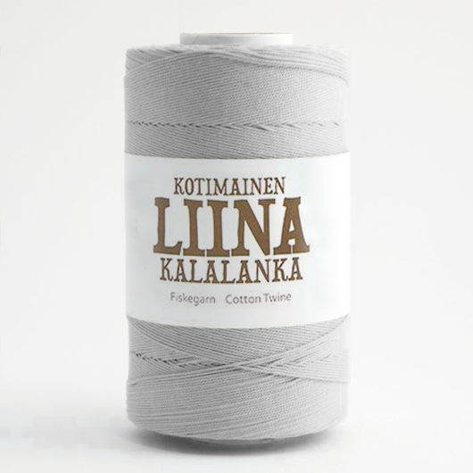 Liina Cotton Twine light grey [1272]