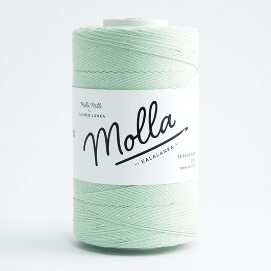 Liina Cotton Twine mint [1270]