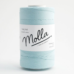 Liina Cotton Twine misty blue [1241]