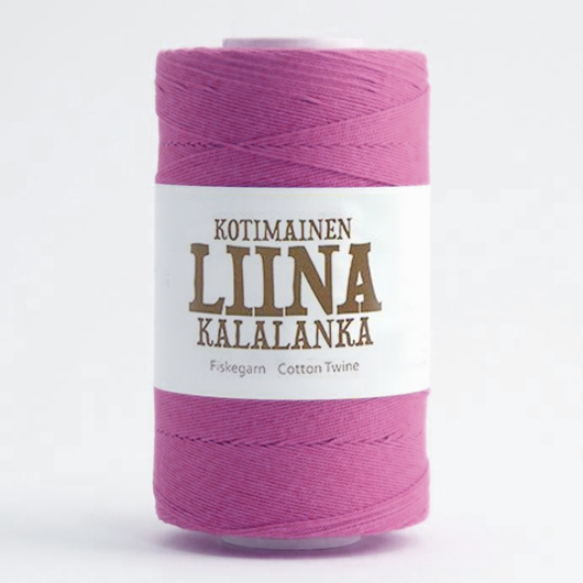 Liina Cotton Twine orchid [1265]