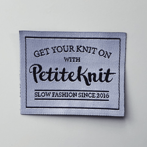 Label, Get your knit on