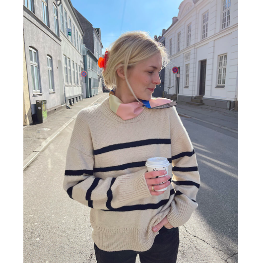 Opskrift på Marseille Sweater