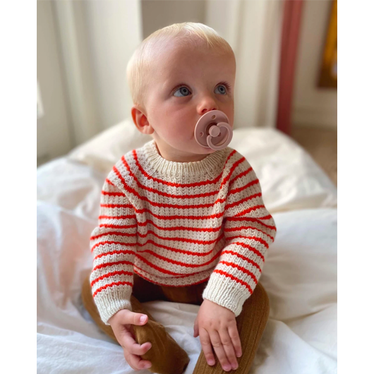 Opskrift på Friday Sweater Baby
