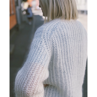 Opskrift på September sweater