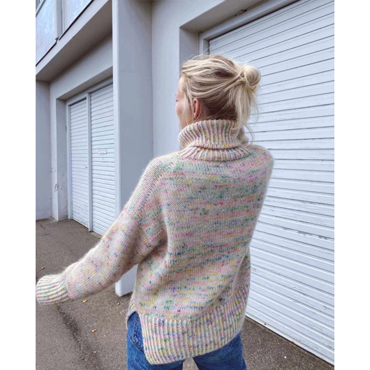Opskrift på Wednesday Sweater