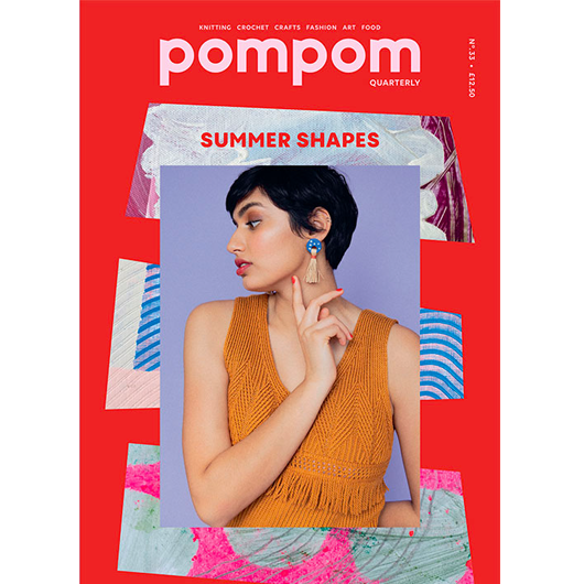 Pom Pom Quarterly issue 33