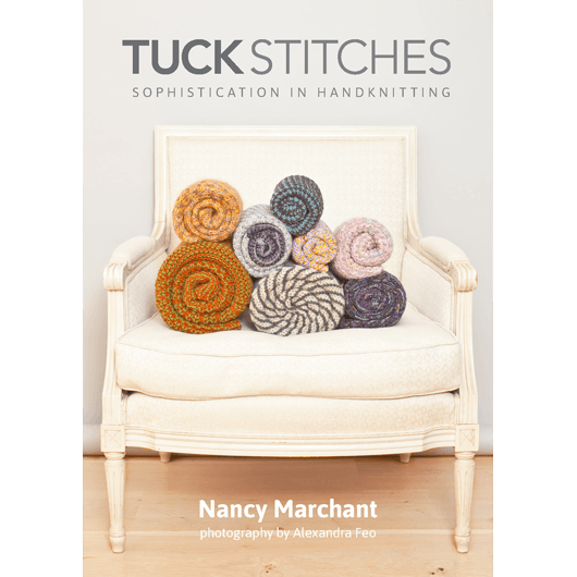 Nancy Marchant: Tuck Stitches