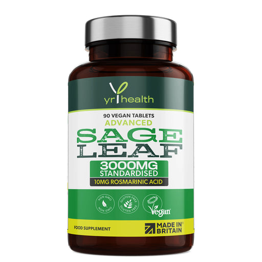 Vegan Sage Extract 3000mg