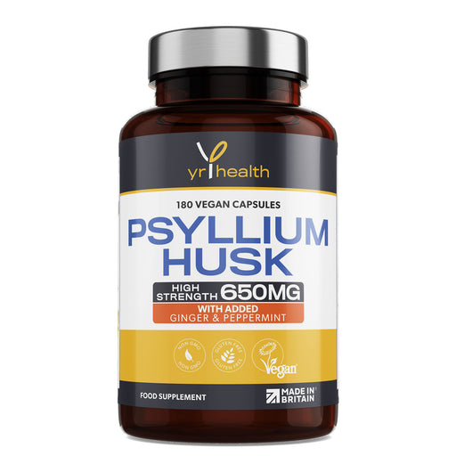 Vegan Physilliam Husk Complex