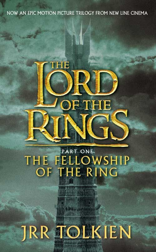 The Fellowship of the Ring:Film tie-in edition