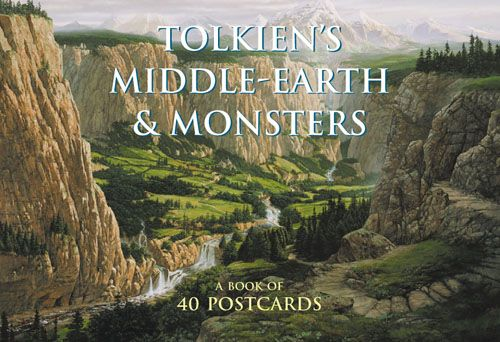Tolkien's Middle-earth and Monsters