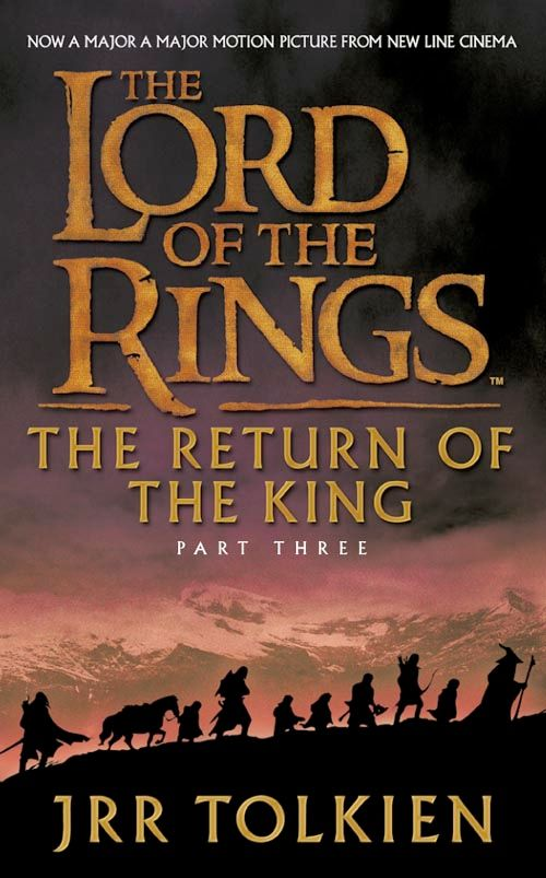 The Return of the King:Film tie-in edition