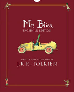 Mr Bliss:Revised edition