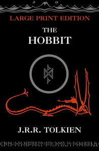The Hobbit:Large type edition