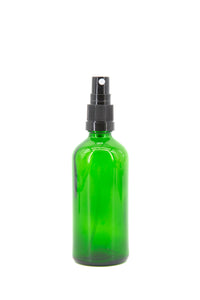 green bottle spray