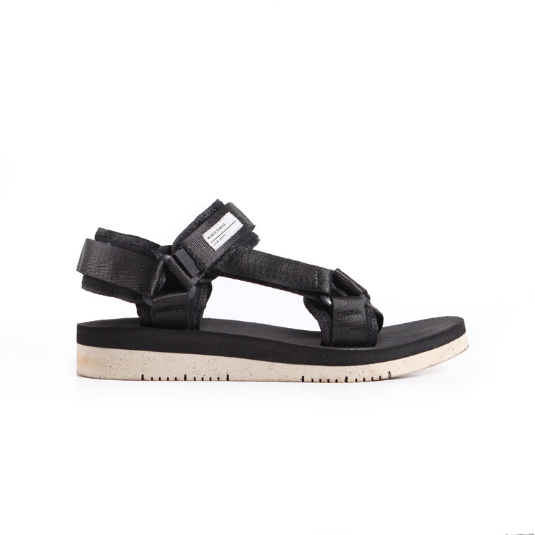Celtic Black Sandals