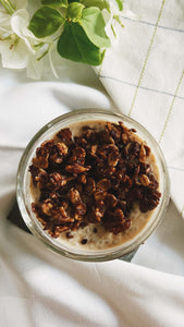 Spiced Apple Pie Pudding