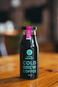 Whiskey Barrel Aged Cold Brew Coffee (Limited Edition)