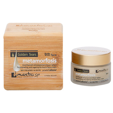 Metamorfosis, 24 Hour Rejuvenating & Anti-aging Face Cream with Lakesis