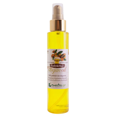 Body & Hair Argan Oil 2 in 1/ Treat with Mastic Oil & Argan Oil
