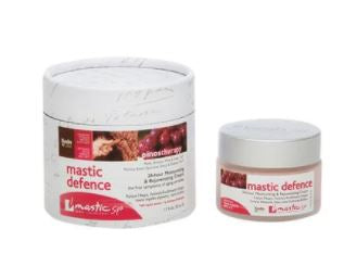 MASTIC DEFENCE - 24hour Moisturizing and Rejuvenating Cream with Chios mastic & red wine