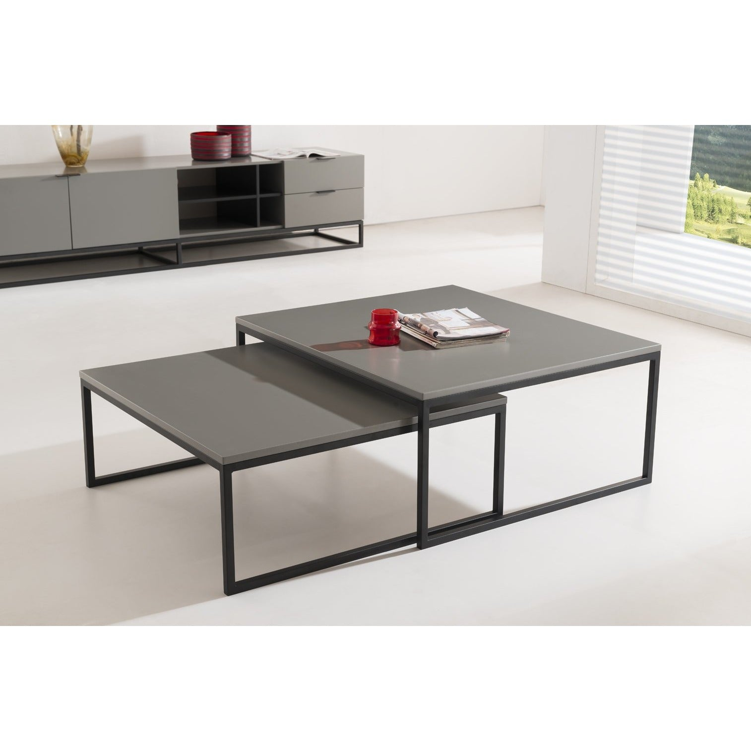 ZEN Coffee Table (Set Of 2)