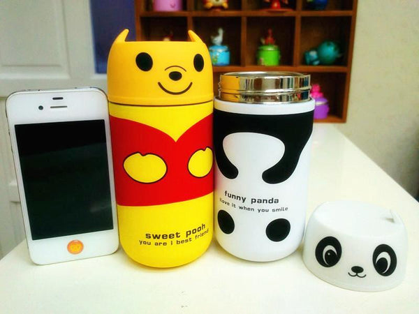 Thermos style Winnie l'Ourson