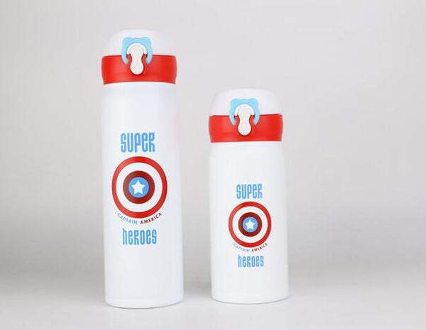 Thermos Captain America (Superhero Marvel) pour enfant