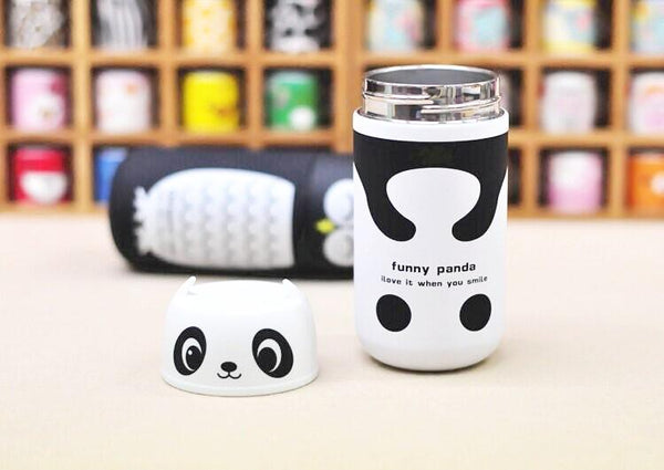 Mug Thermos Enfant 220ml - Panda Kawaii