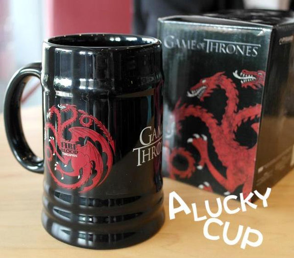Mugs Targaryen série tv Game of Thrones